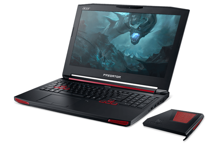 Acer Predator G9-591 Gamer Laptop