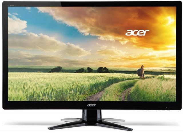 "Acer G246HLFbid Monitor 24"""