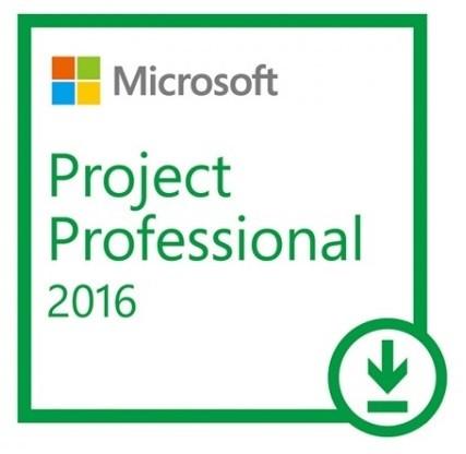 Microsoft Project Professional 2016 ESD licensz (Letölthető)