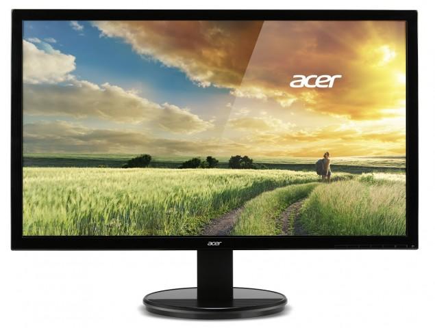 "Acer K222HQLBid Monitor 21.5"""