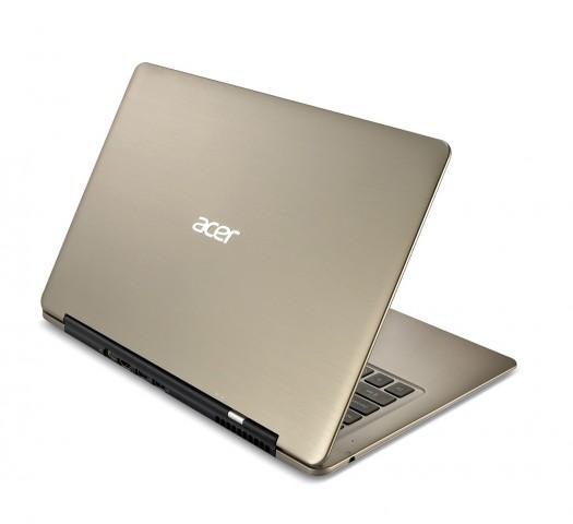 acer Ultrabook Aspire S3-391-53314G52ADD Pezsgő színben!! - Most 3 év garanciával!