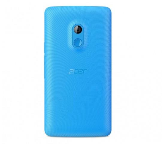 Acer Liquid Z200 kék hátlap