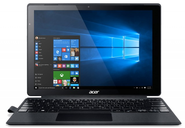 Acer Aspire SA5-271-78EH - Switch 12 Alpha Tablet