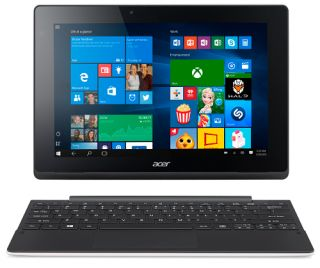 Acer Aspire SW3-013-13AW - Switch 10 E Tablet - Fehér -Windows 8.1